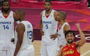 Avoir le seum : l'équipe de France de basket