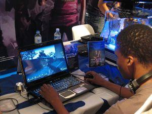 gg au festival du jeu vidéo
