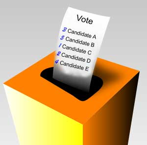 Que signifie votation ?