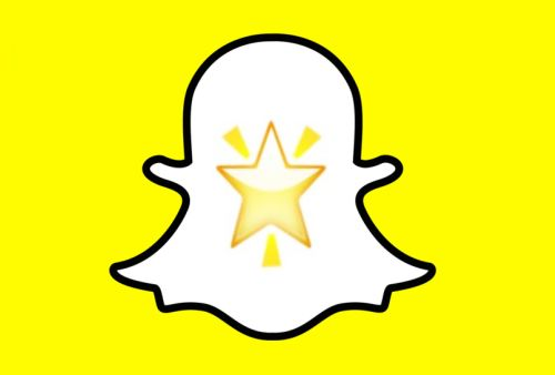 étoile de snapchat